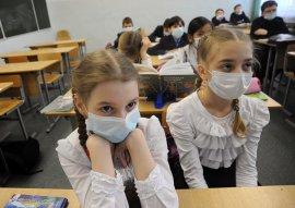 На Брянщине из-за эпидемии ОРВИ закрыли четыре школы