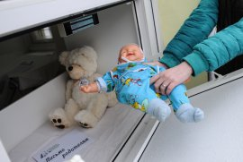 """В брянских больницах могут появиться """"окна жизни"""""""