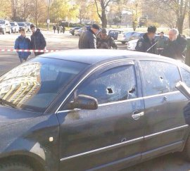 """В Брянске ищут свидетелей расстрела мужчины возле """"Гостиного Дома"""""""