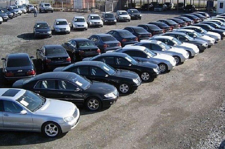ВКузбассе загод на17% упал спрос нановые легковые автомобили