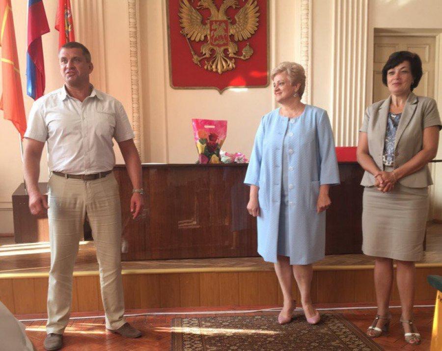 Руководитель Володарского района Брянска попался навзятке