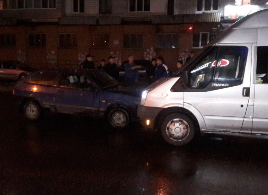 Нетрезвый  шофёр  без прав устроил ДТП вБрянске