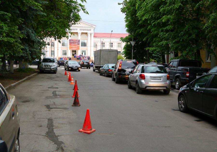 ВБрянске навыходных будет ограничено движение из-за ремонта дорог