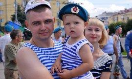 Глава Брянщины поздравил десантников с праздником