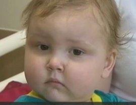 В Брянске собирают деньги для спасения 2-летнего Глеба