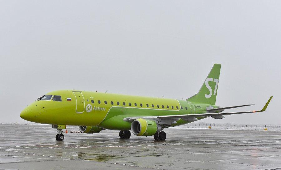 Первым рейсом изБрянска в столицу полетят 27 человек
