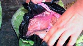 На брянской таможне у украинцев и молдаван изъяли 1.5 тонны мяса и колбасы