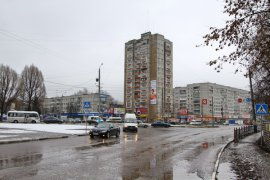 В Брянске ликвидируют 18 нерегулируемых пешеходных переходов