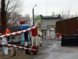 Брянцев ждут пробки из-за частичного закрытия переезда на Мальцевской