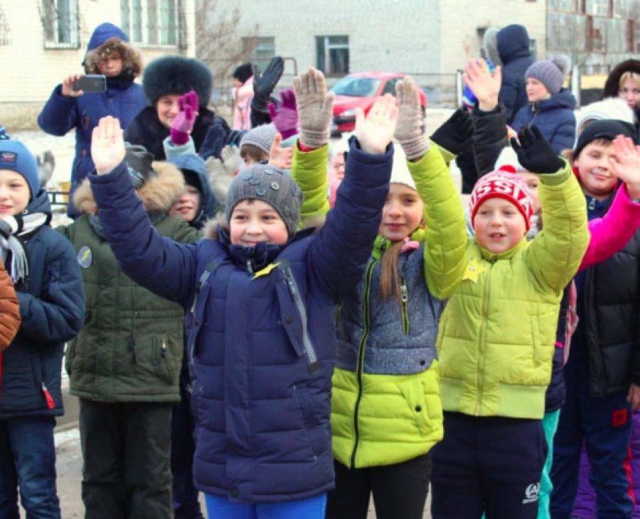 Зимние праздники «Выходи гулять!» вблагоустроенных дворах