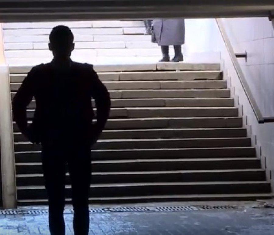 В Брянске сняли на видео ужасы подземных переходов