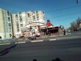 В Брянске на проспекте Московском рухнул светофор