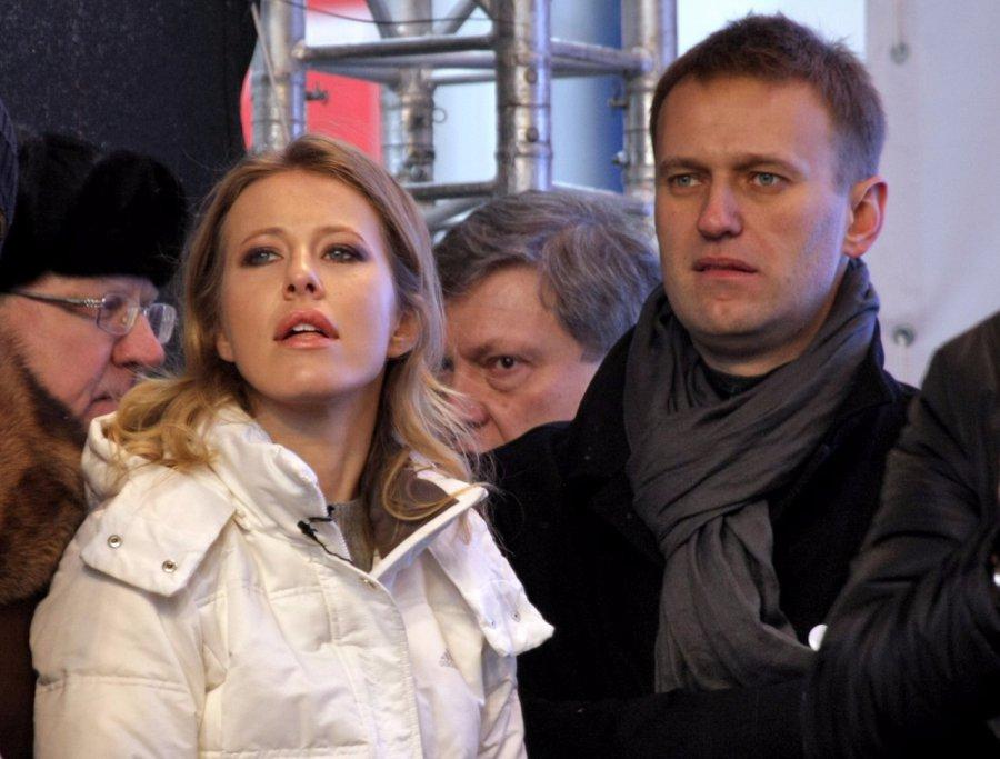 Ксения Собчак объявила освоем выдвижении навыборы президента