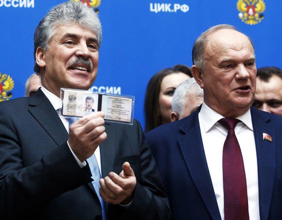 Брянский депутат Антошин на Первом канале раскритиковал кандидата Грудинина