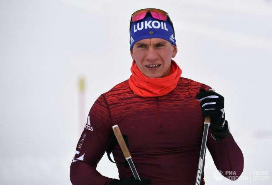 Устюгов финишировал вторым впасьюте, Большунов— 3-м