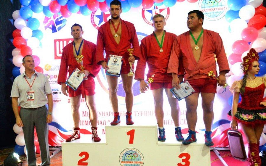 Нижегородские самбисты стали победителями интернационального турнира