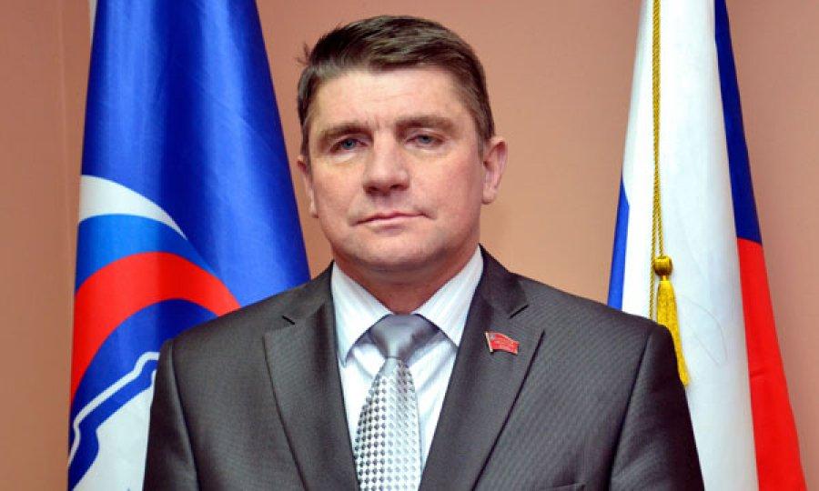 Аркадий Фомин вошёл всостав Генсовета «Единой России»