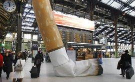 На брянских вокзалах устроили охоту на курильщиков