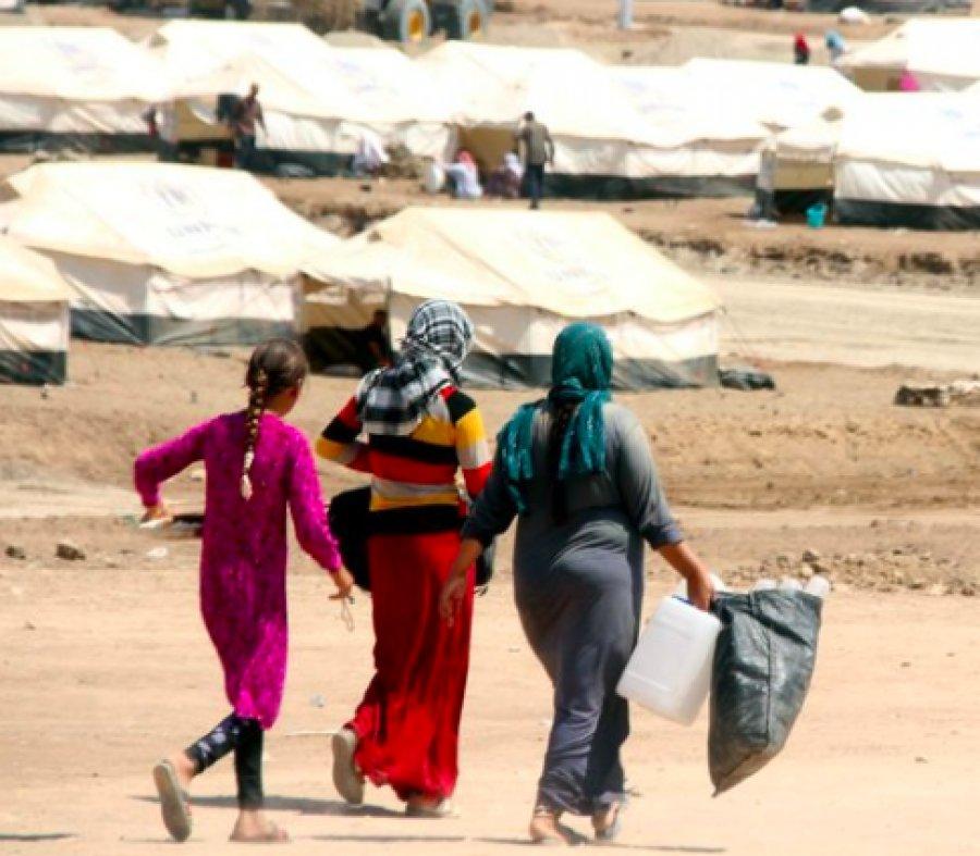 Стало известно имя найденной Кадыровым в Ираке брянской беженки