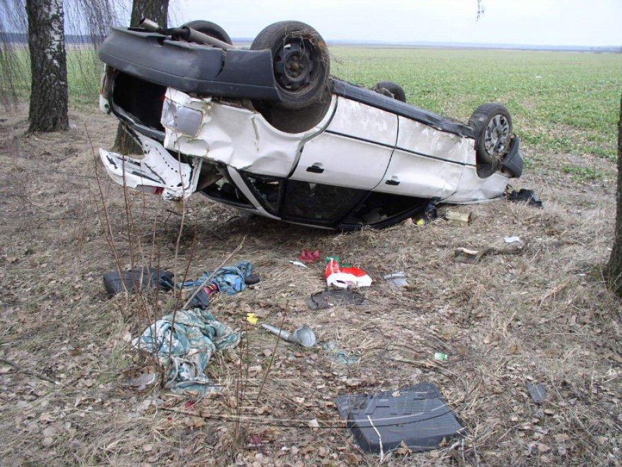 5 человек пострададли вДТП натрассе Дятьково— Бытошь