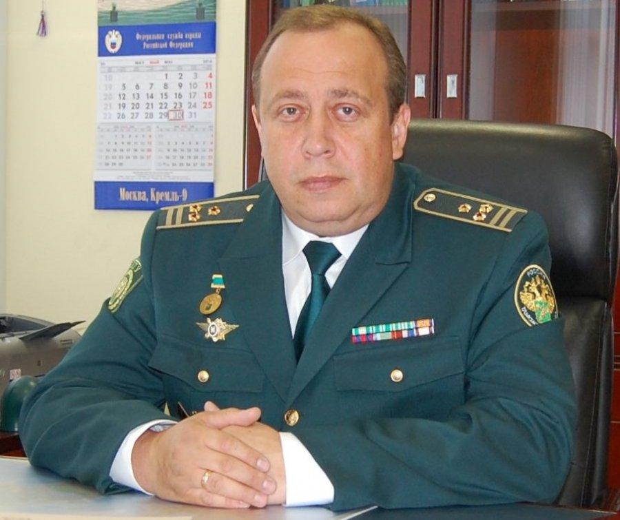 Брянскую таможню возглавил 47-летний москвич Игорь Ерошин