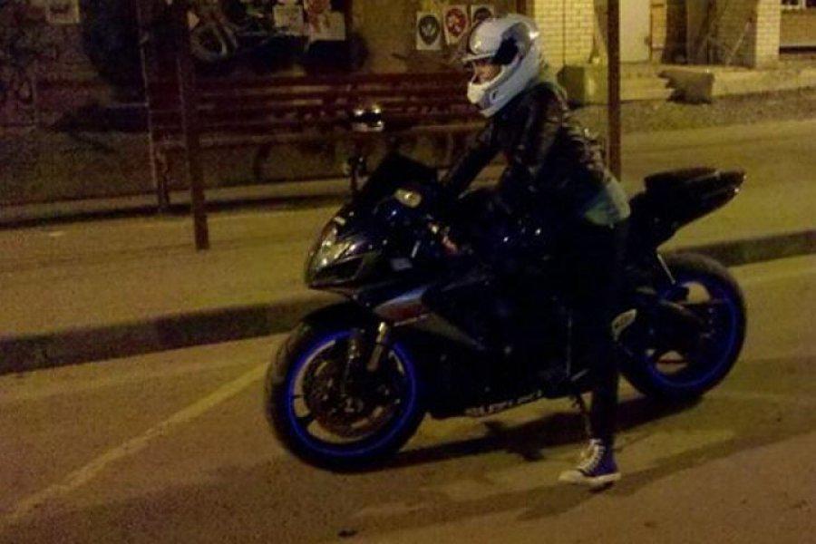 Вцентре Брянска разбилась молодая мотоциклистка
