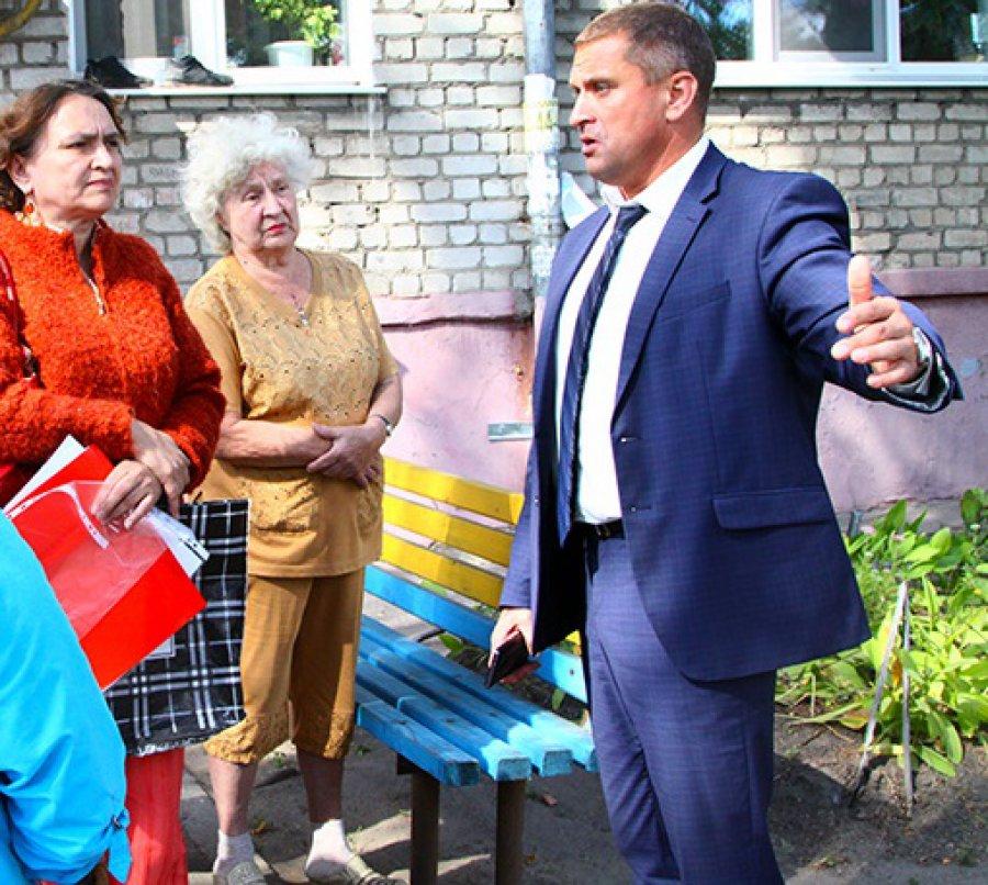 Руководителя  Володарского района Брянска подозревают вполучении взятки