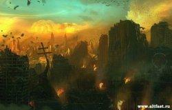 В брянском Доме быта репетировали конец света?