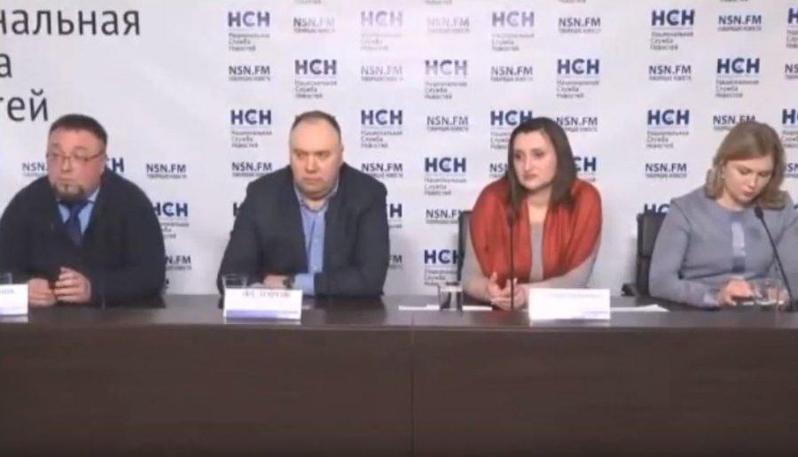 Брянская «оппозиция вбелом» провалила разоблачительную миссию в российской столице