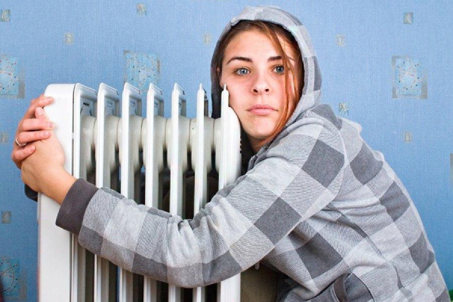 Вминусовую температуру без тепла остаются граждане 11 брянских домов