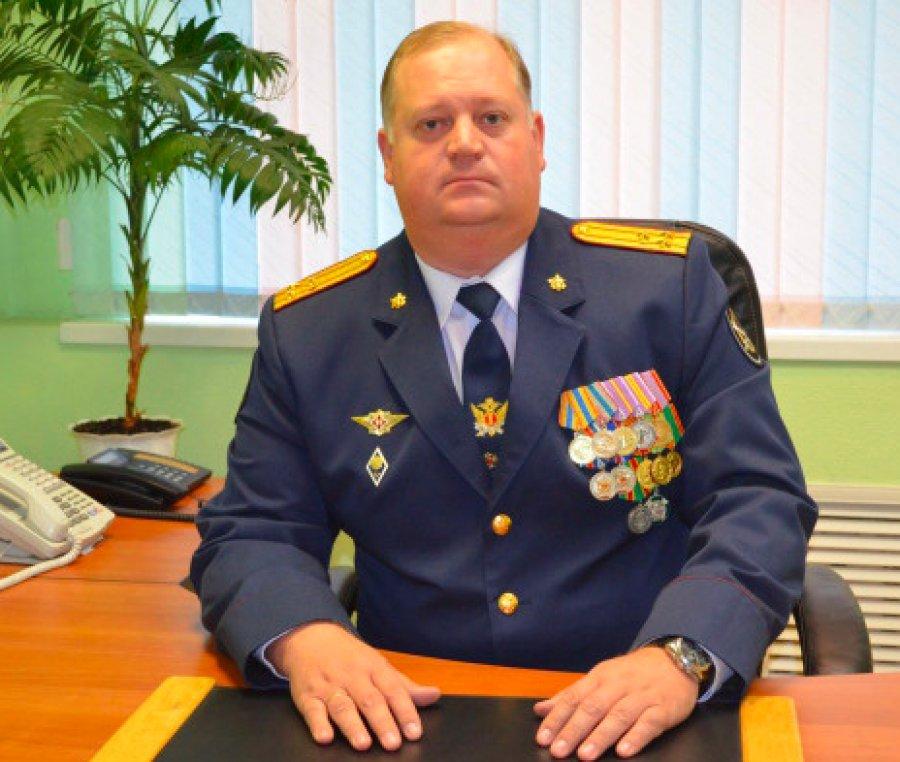 Глава брянского УФСИН Сергей Поршин дослужился догенеральской должности вОренбурге