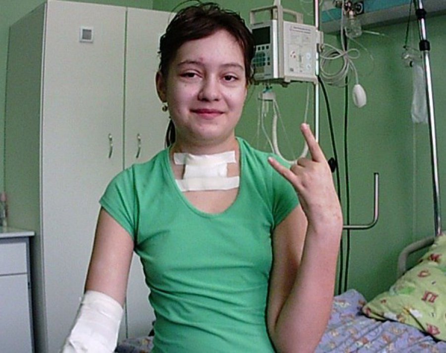 ВБрянске скончалась девочка, которую поддерживал песней участник «Голоса»