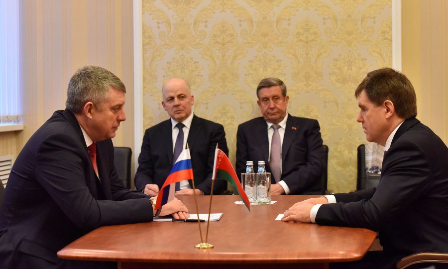 Брянскую область назвали лучшим регионом для проведения Парламентского собрания РФ  и Беларуссии
