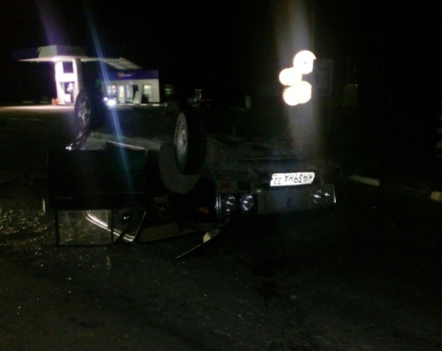 ВБрянской области вДТП пострадал 9-летний ребенок