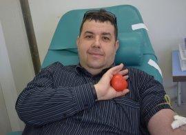 В Брянской области увечилось число доноров