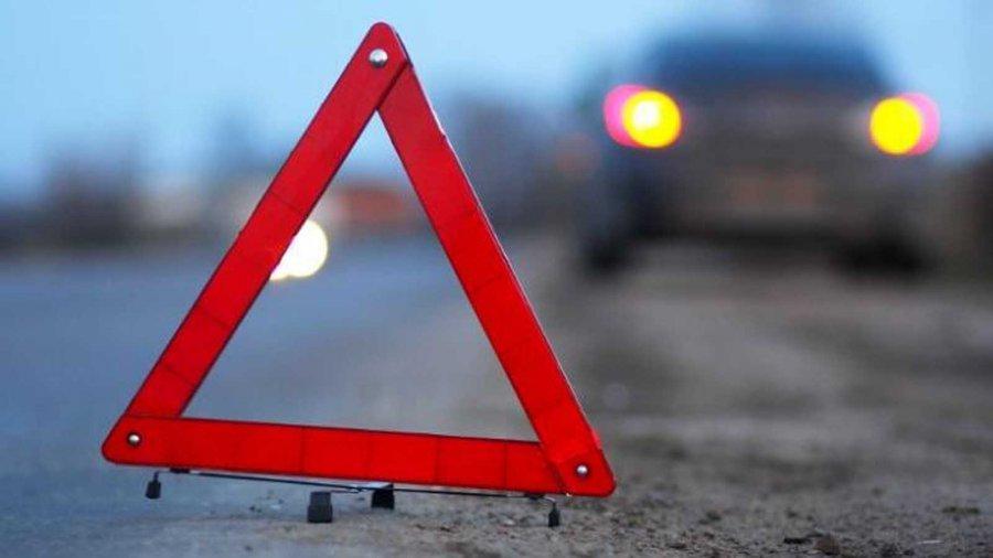 ВЖуковке юнец на«Priora» сбил велосипедиста ивлетел взабор