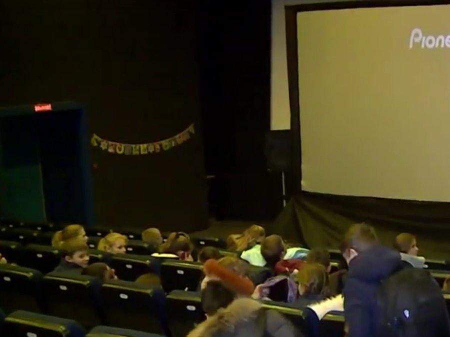 Восстановили заброшенный кинотеатр «Родина» вТрубчевске