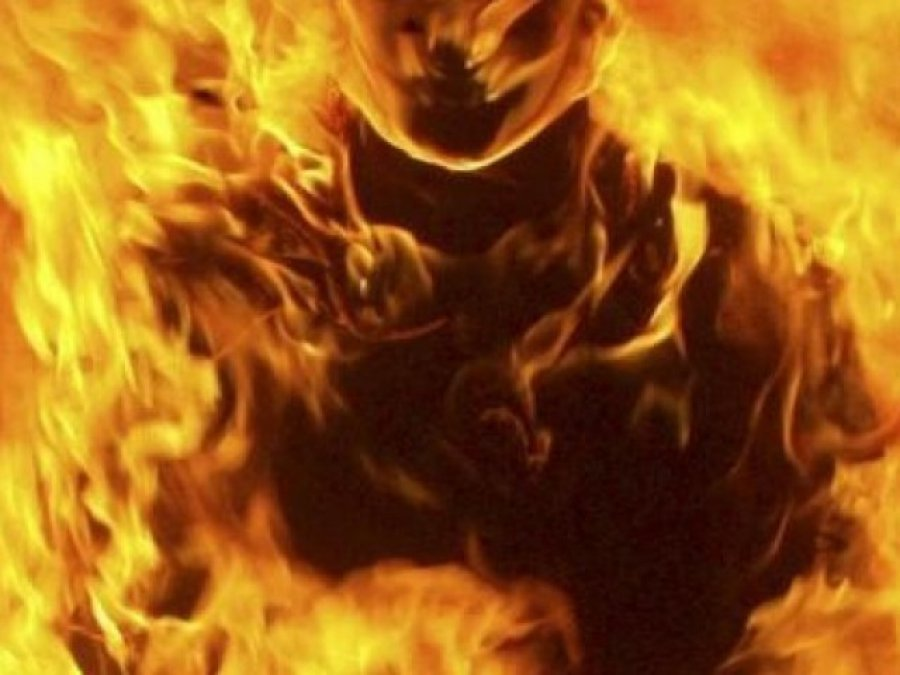 Жительница брянского села заживо сожгла любовника