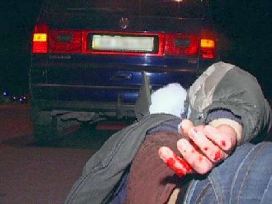 Шофёр Чери сбил пешехода-нарушителя