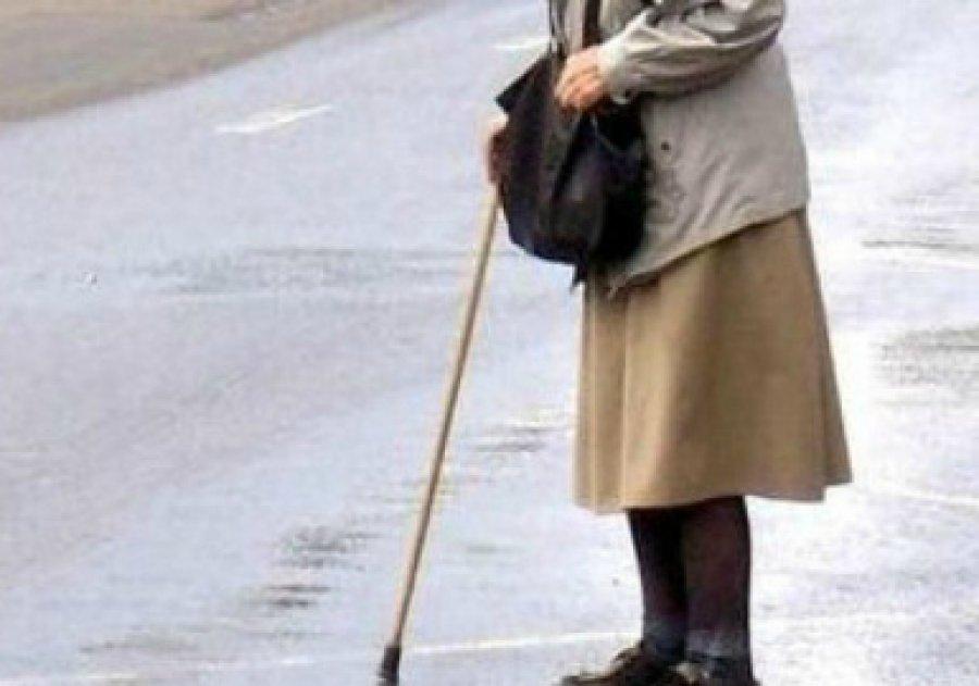 ВБежице шофёр «ГАЗели» сбил переходившую дорогу пенсионерку
