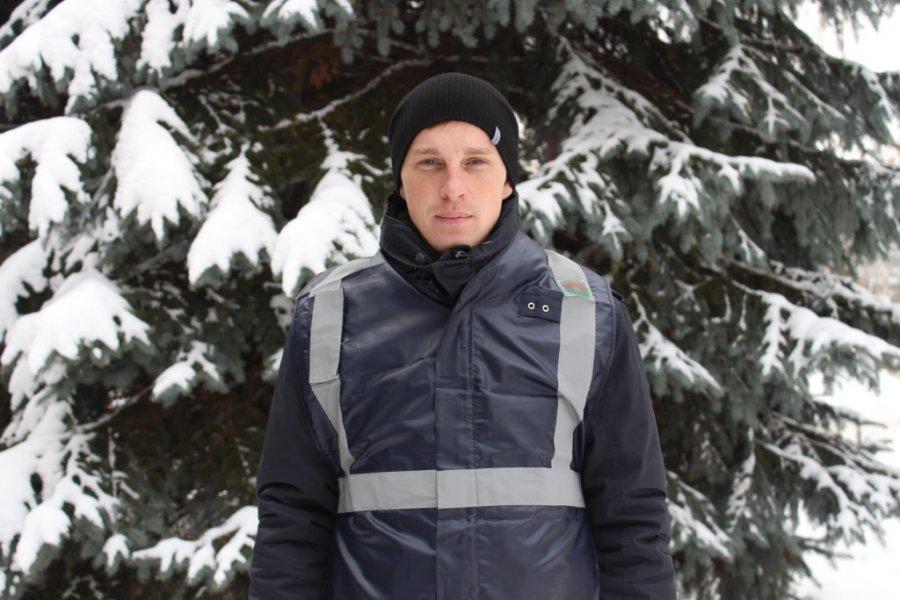 Стажёр патрульной службы задержал преступника наулице Дуки