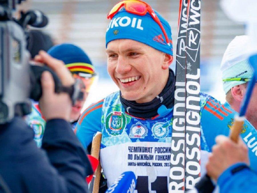 Александр Большунов взял бронзу влыжном спринте