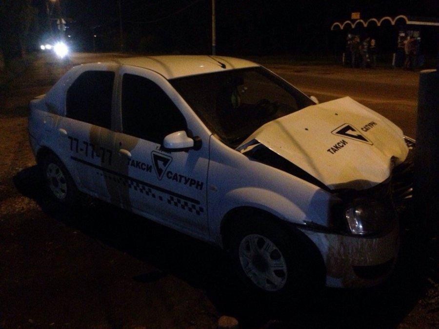 """В Брянске такси """"Сатурн"""" запретили перевозить пассажиров"""