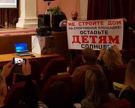 Легендарного брянского чиновника Полещенко просят не обижать детей