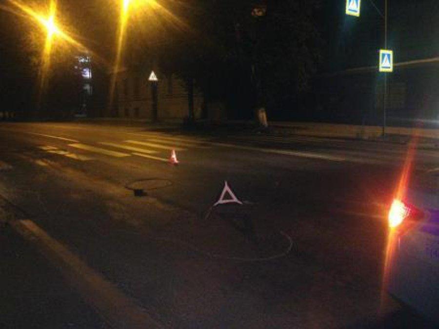 В Брянске проверили уровень темноты на Калинина где погиб пешеход
