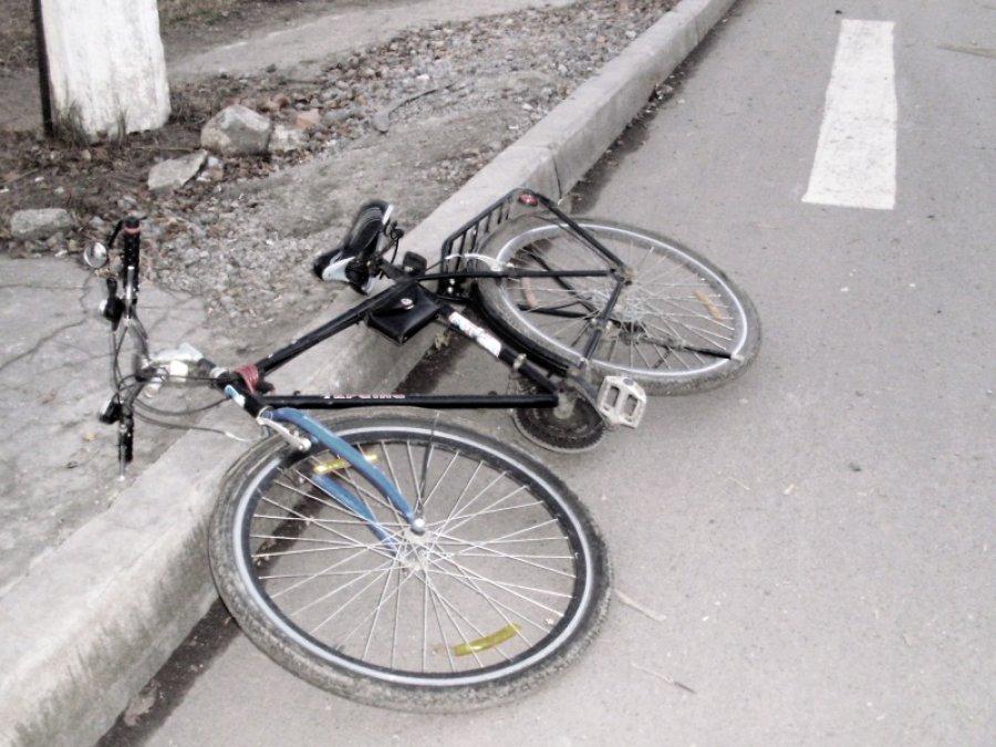 ВБрянске молодой шофёр «Форда» покалечил 75-летнего велосипедиста