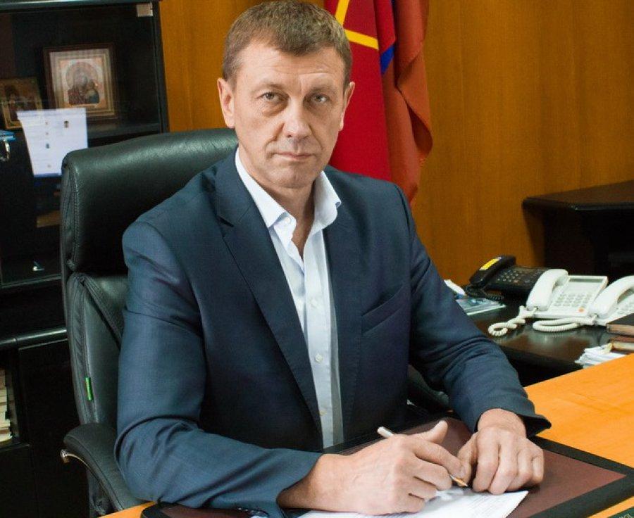 Схвачен заместитель главы города Брянска Виктор Филипков
