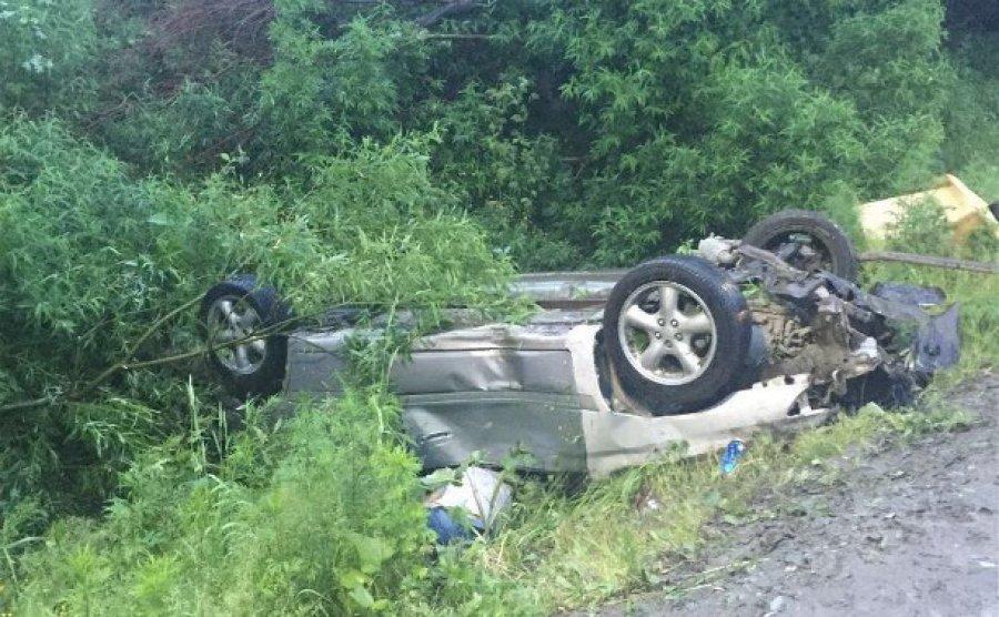 ВДТП набрянской трассе умер 40-летний шофёр иномарки
