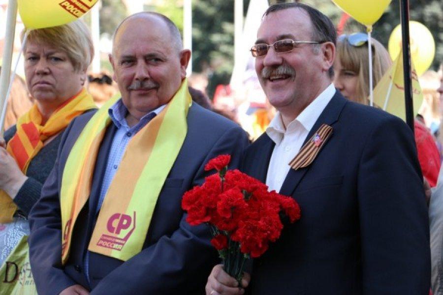 Эсер Сергей Курденко стал кандидатом в губернаторы Брянщины