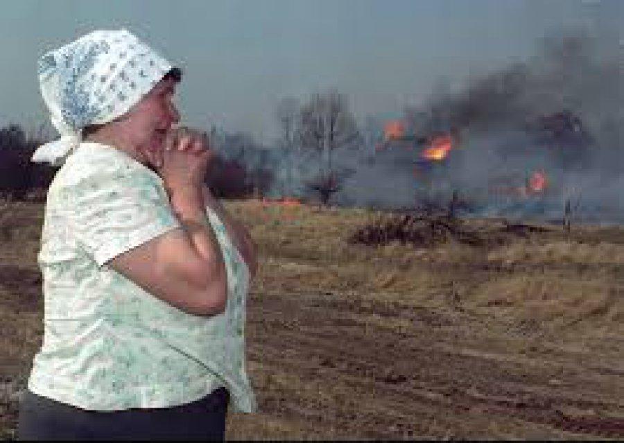 Генпрокуратура Брянска помогла хозяйке сгоревшего дома получить новое жильё